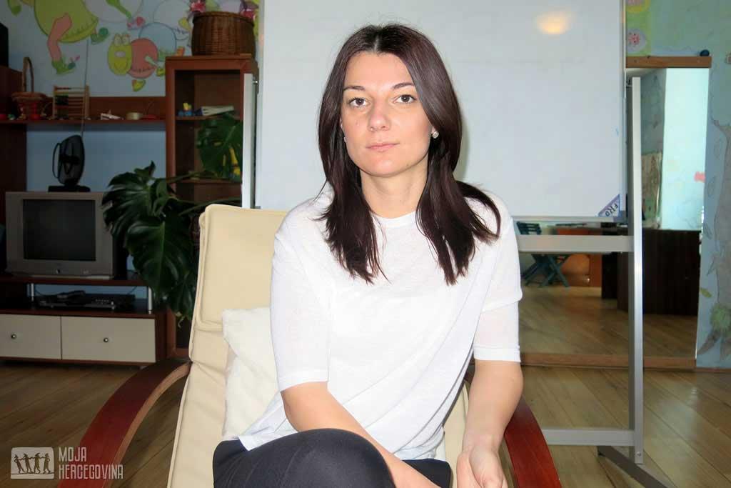 Branka Pejović (Foto: Moja Hercegovina)