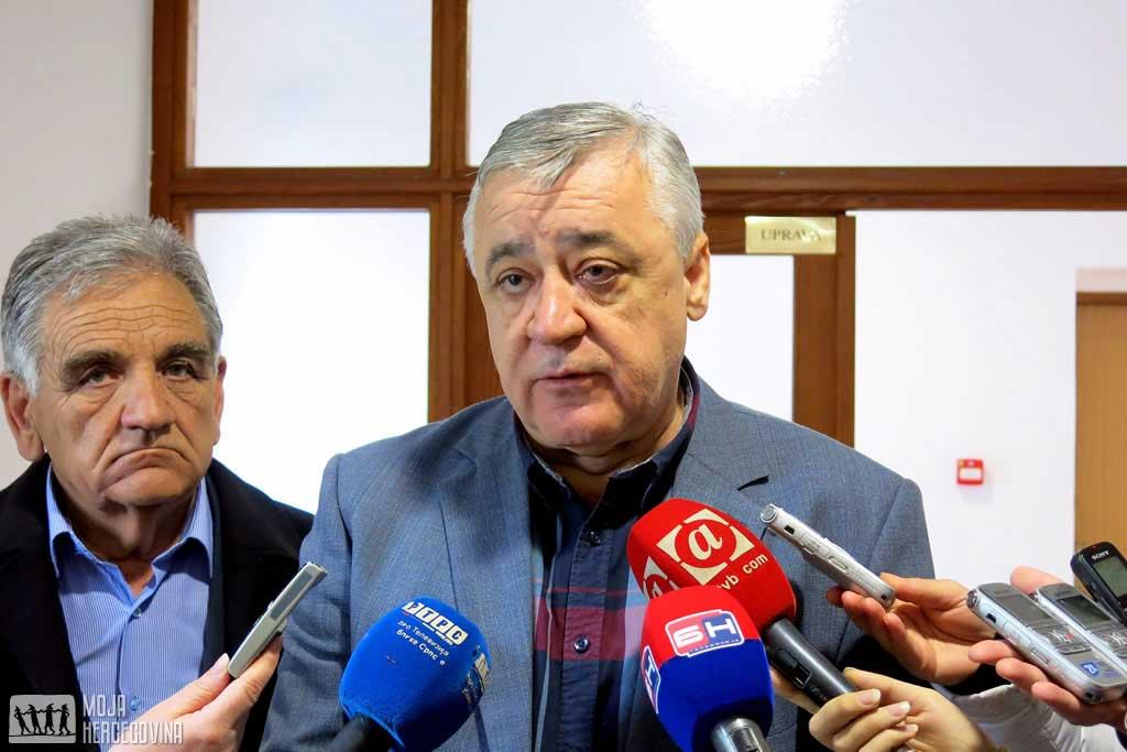 Milomir Savčić, predsjednik Boračke organizacije RS.