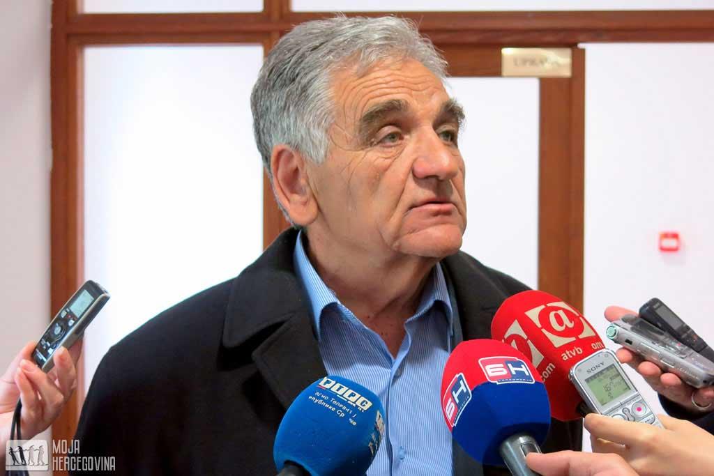 Svetozar Aćimović, predsjednik Regionanog odbora BORS-a u Hercegovini