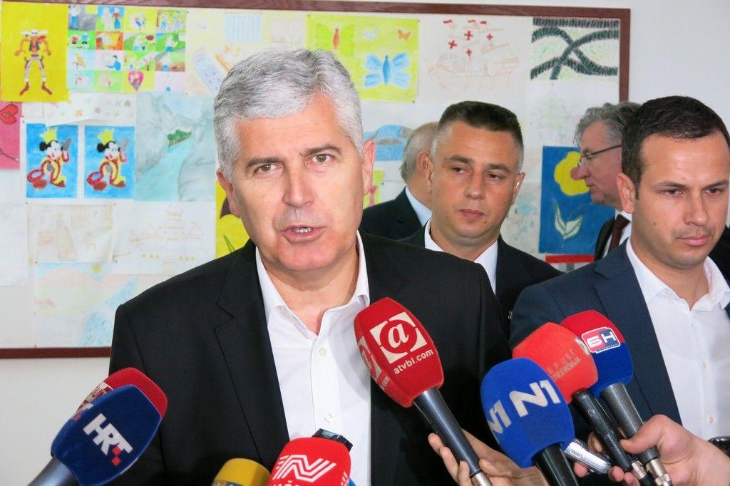 Dragan Čović, član Predsjedništva BiH (Foto: Moja Hercegovina)