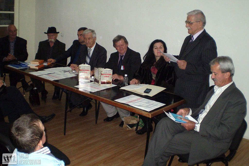 Detalj sa književne večeri u Bileći