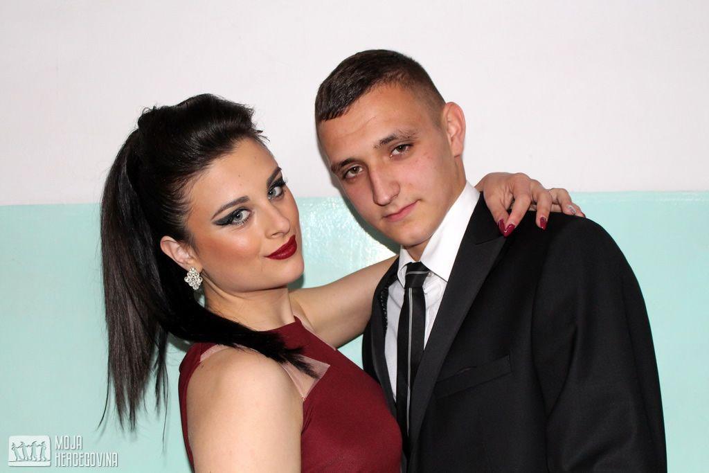Nina Vujović i Lazar Tabaković (FOTO: Moja Hercegovina)
