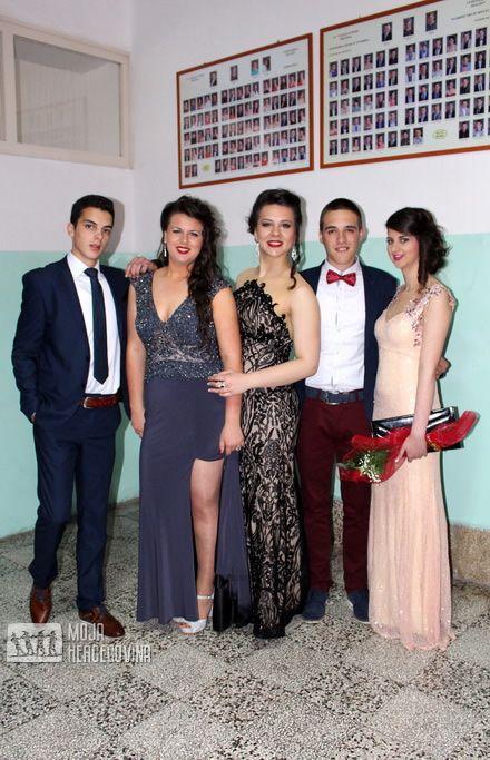 Gorica Trklja (u sredini) sa drugovima (FOTO: Moja Hercegovina)