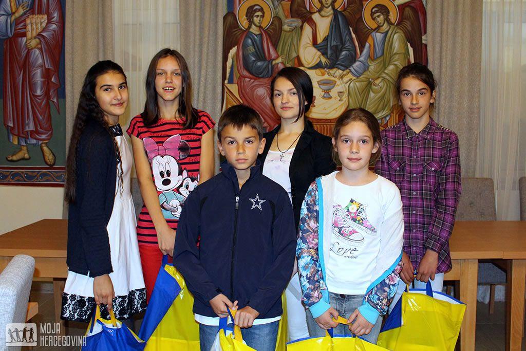Pobjednici literarnog konkursa (FOTO: Moja Hercegovina)