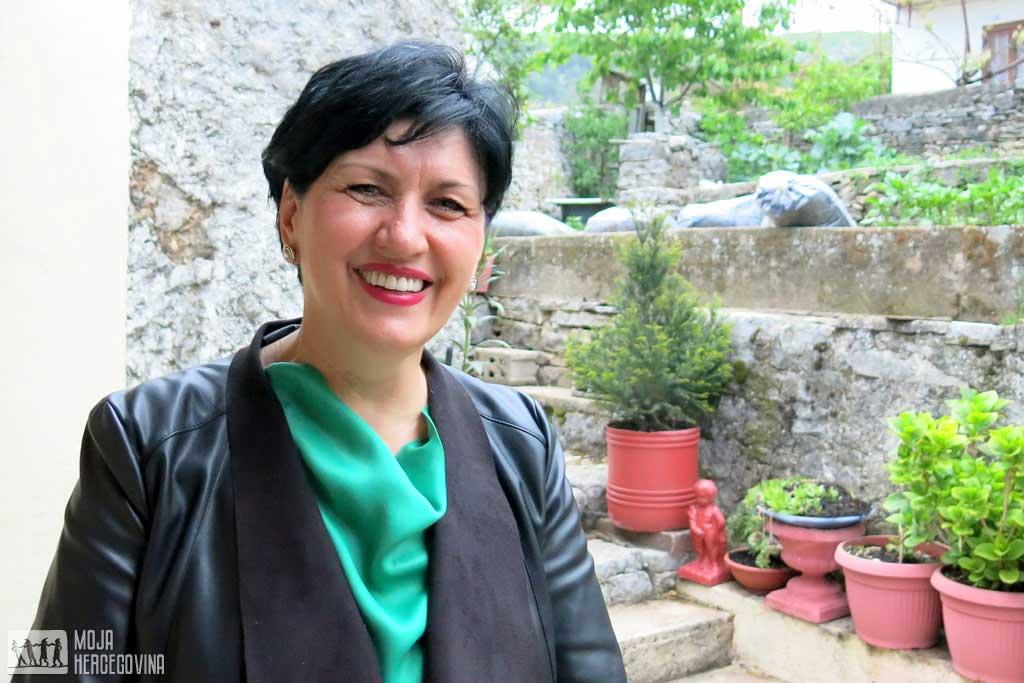 Semiha Borovac, ministarka za ljudska prava i izbjeglice BiH