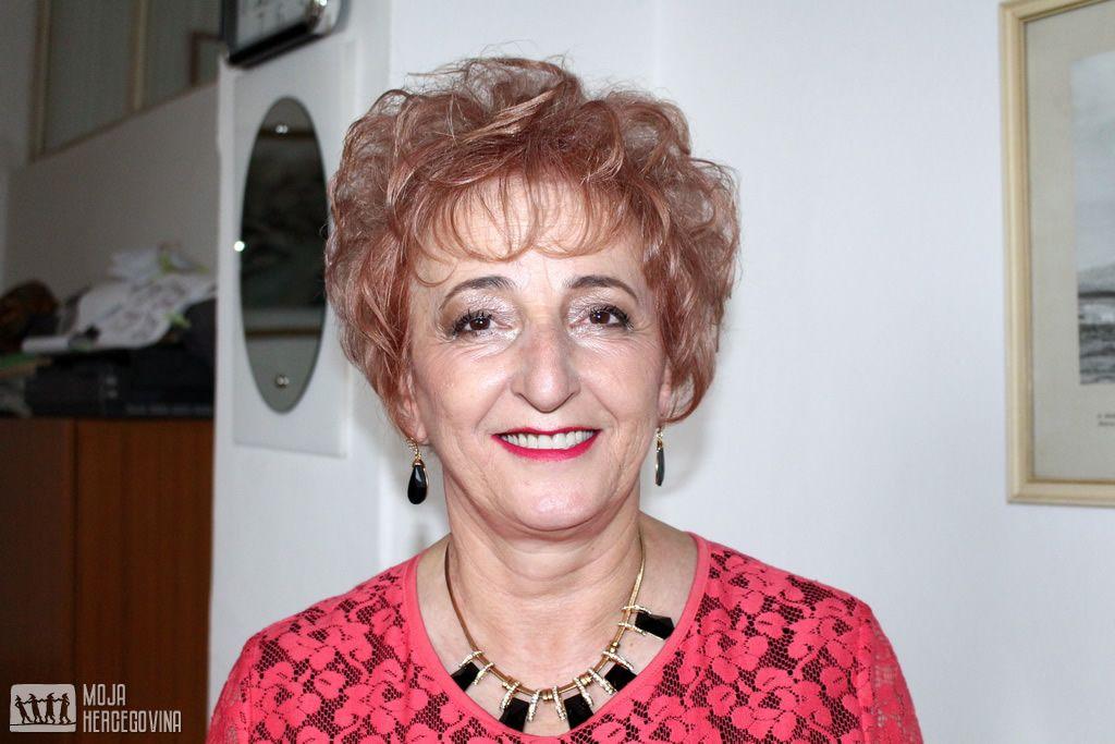 Zdravka Milićević (FOTO: Moja Hercegovina)