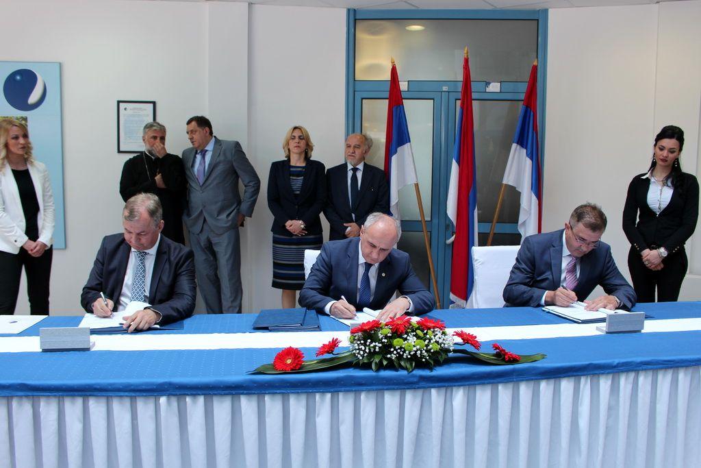 Kovačević, Đokić i Lakić (FOTO: Moja Hercegovina)
