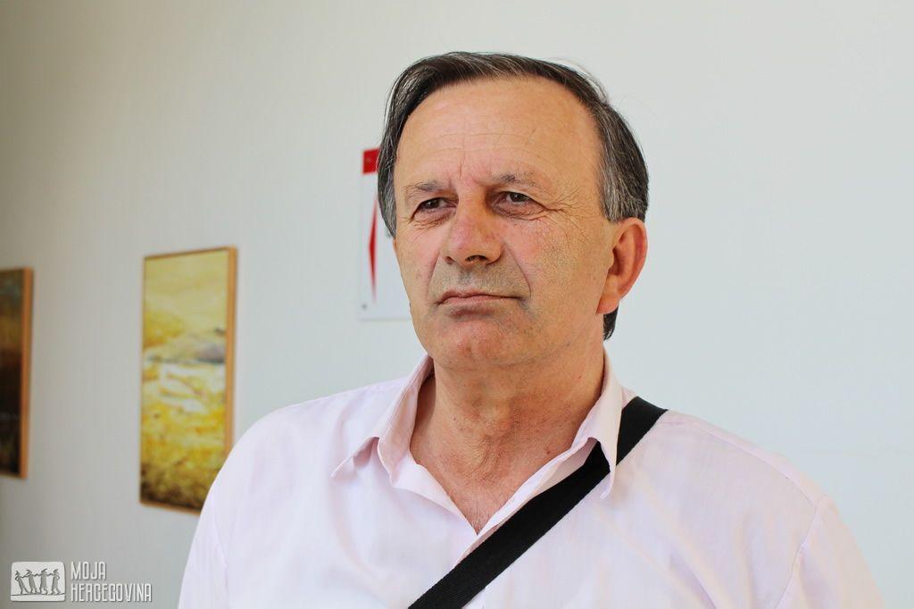 Slavko Dangubić (FOTO: Moja Hercegovina)