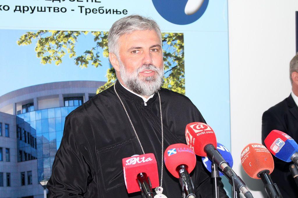 Vladika Grigorije (FOTO: Moja Hercegovina)