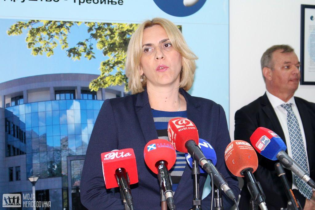Željka Cvijanović (FOTO: Moja Hercegovina)