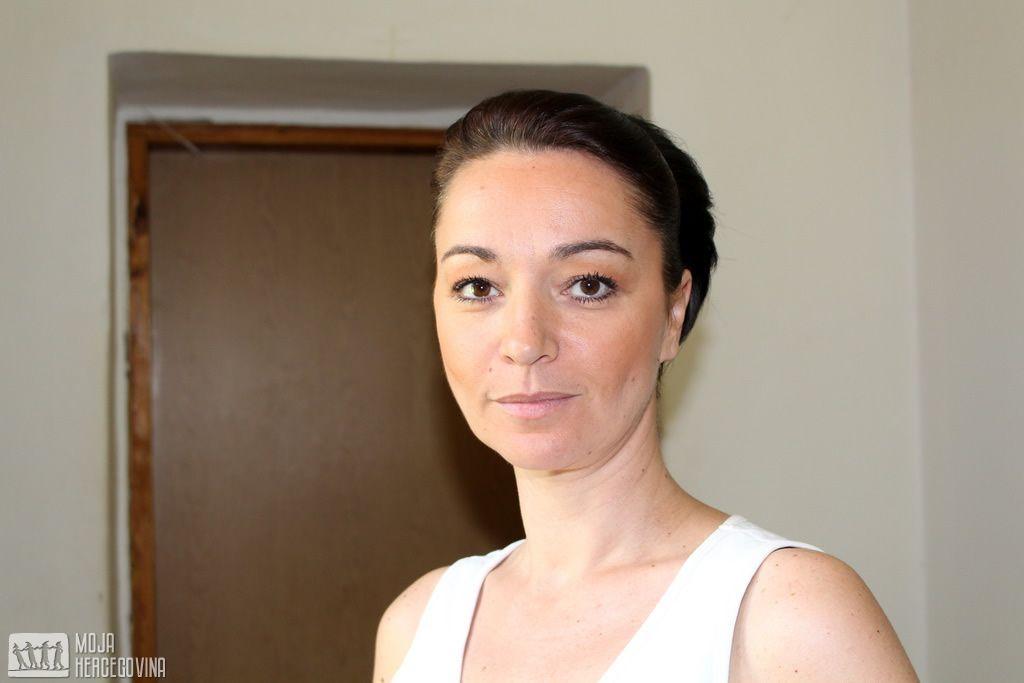 Aleksandra Dželetović (FOTO: Moja Hercegovina)