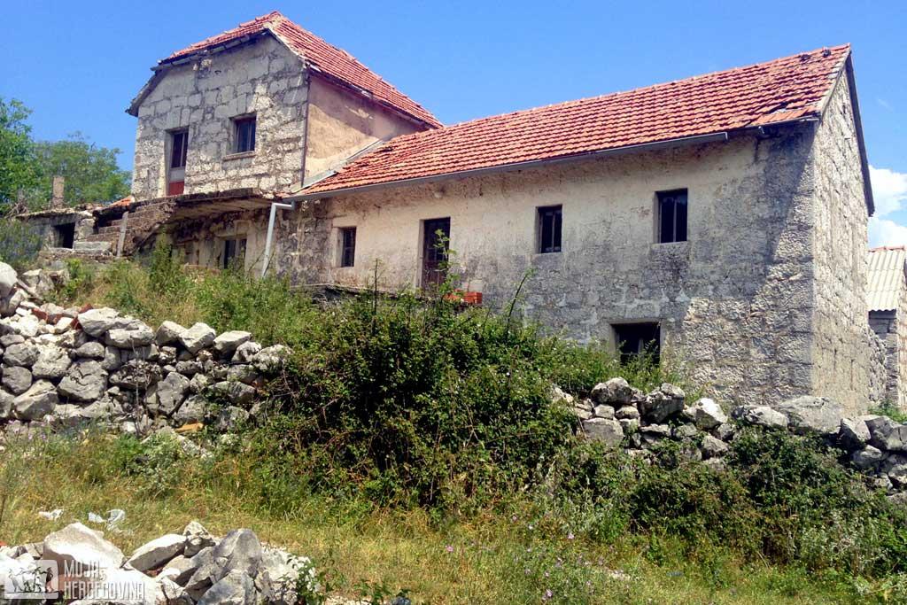 Кућа Попадића (Фото: Моја Херцеговина)