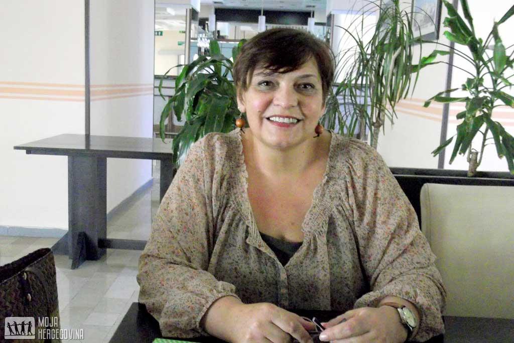 Nedeljka Ilijić (Foto: Moja Hercegovina)