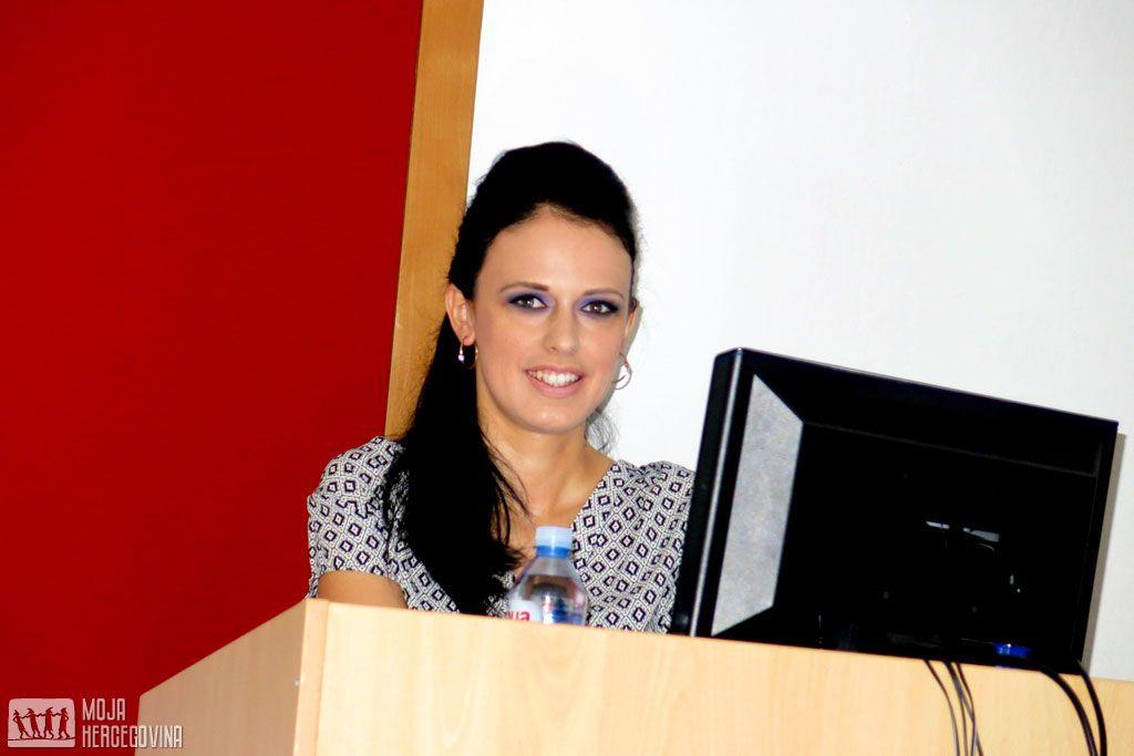 Oksana Kašiković (Foto: Moja Hercegovina)