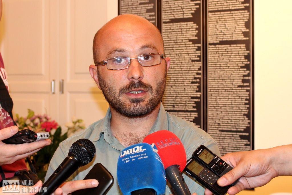 Dragoslav Ilić (FOTO: Moja Hercegovina)