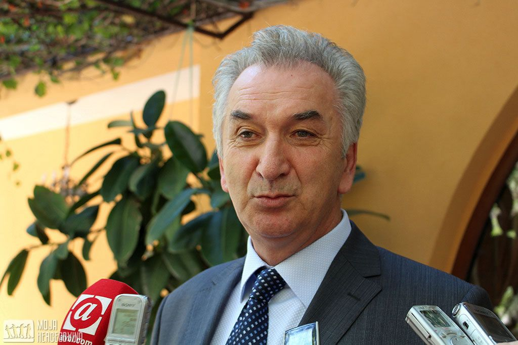 Mirko Šarović (Foto: Moja Hercegovina)