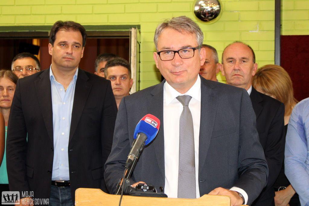 Mladen Bosić (FOTO: Moja Hercegovina)