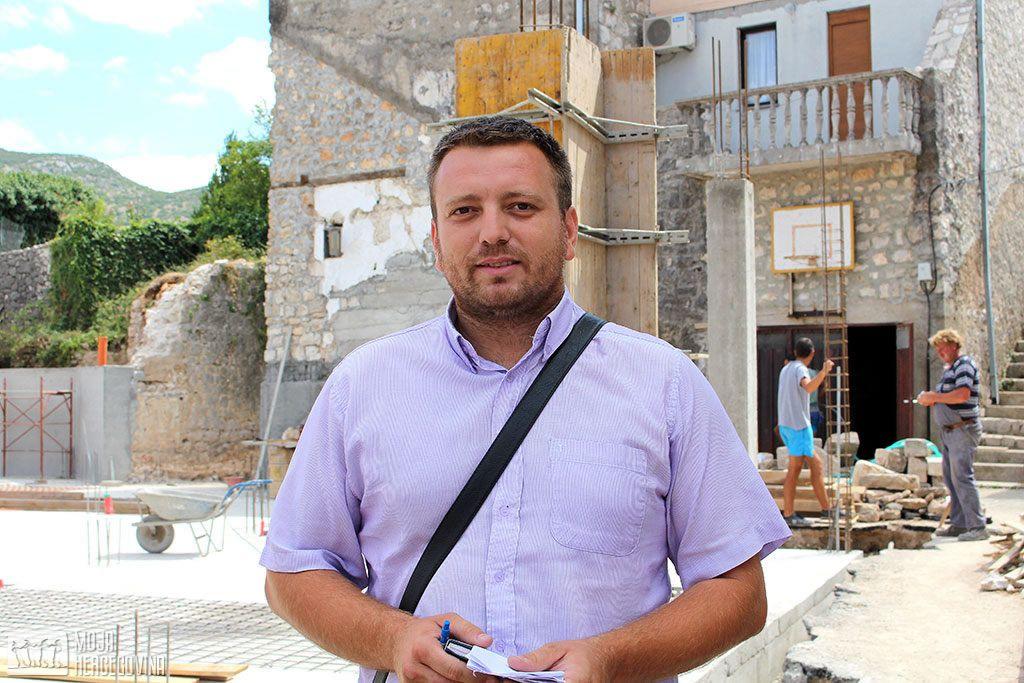 Dušan Porobić (Foto: Moja Hercegovina)