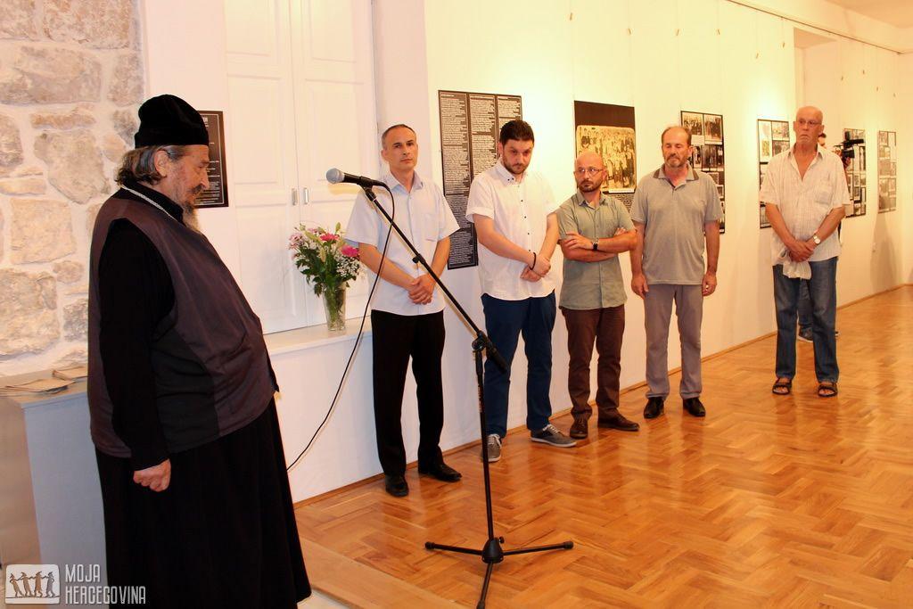 "Otvaranje izložbe ""Prebilovci"" u Muzeju Hercegovine (FOTO: Moja Hercegovina)"
