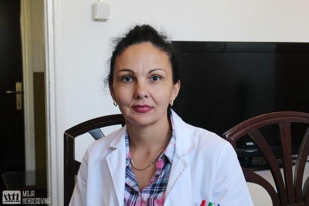 Vera Govedarica (FOTO: Moja Hercegovina)