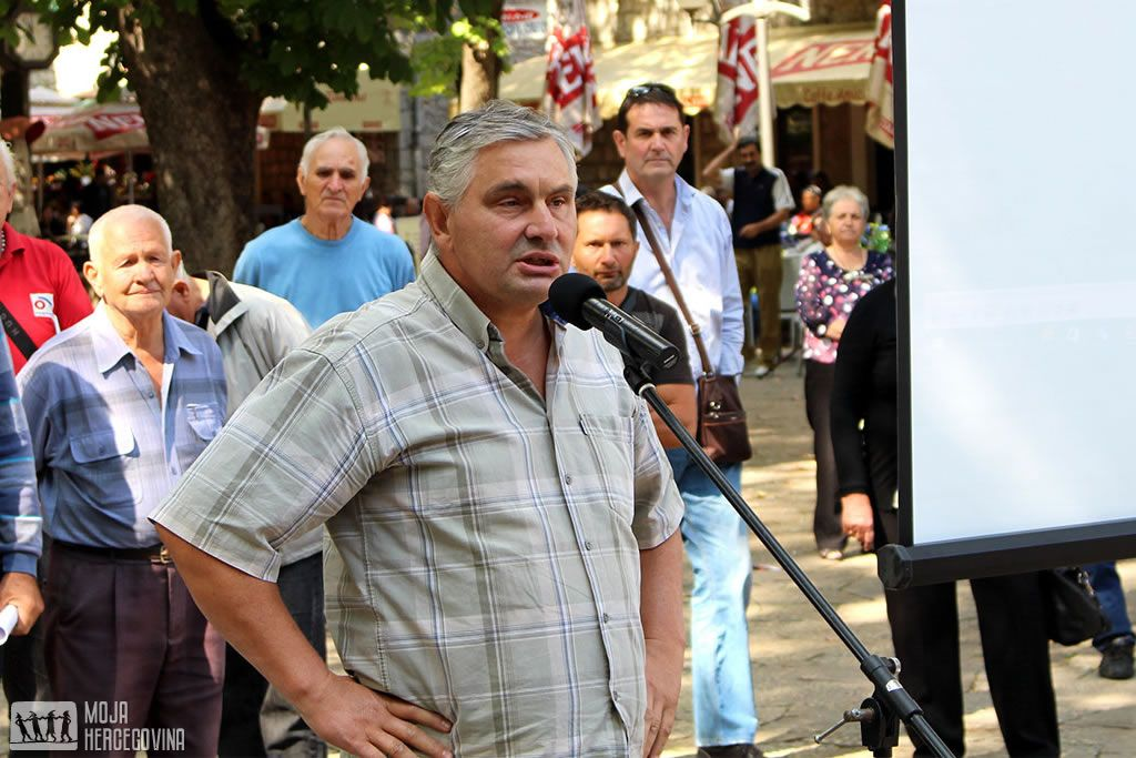 Dragan Milanović (Foto: Moja Hercegovina)