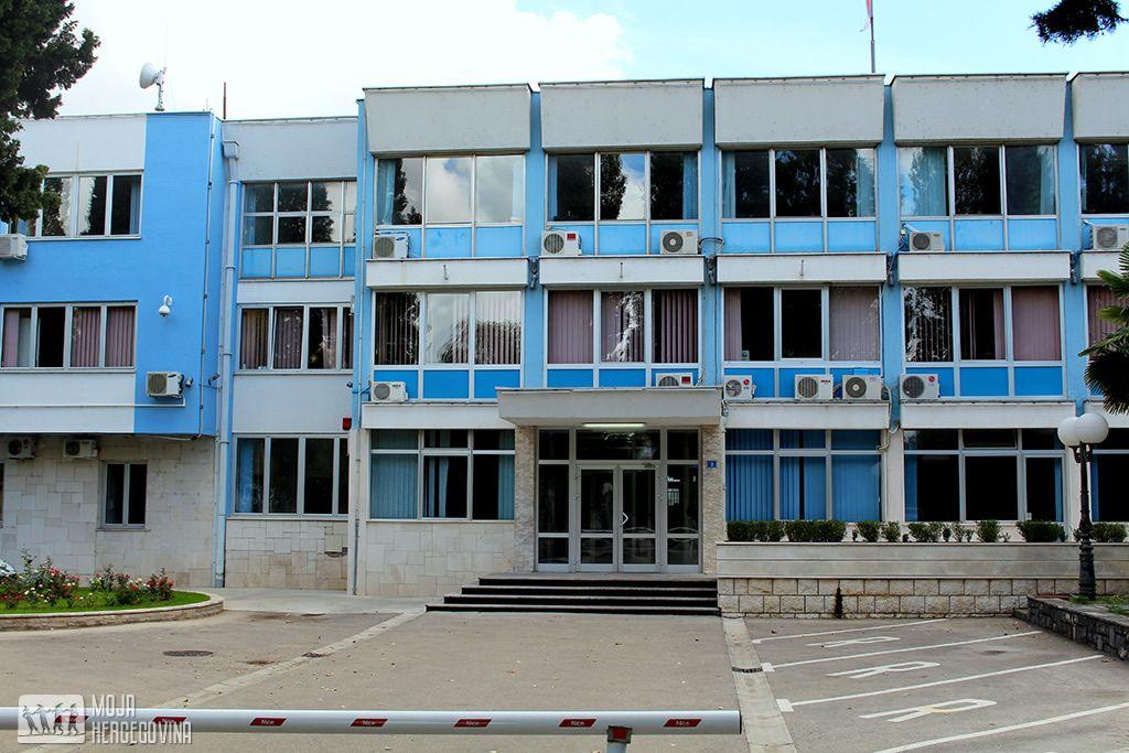 Zgrada HET-a (Foto: Moja Hercegovina)