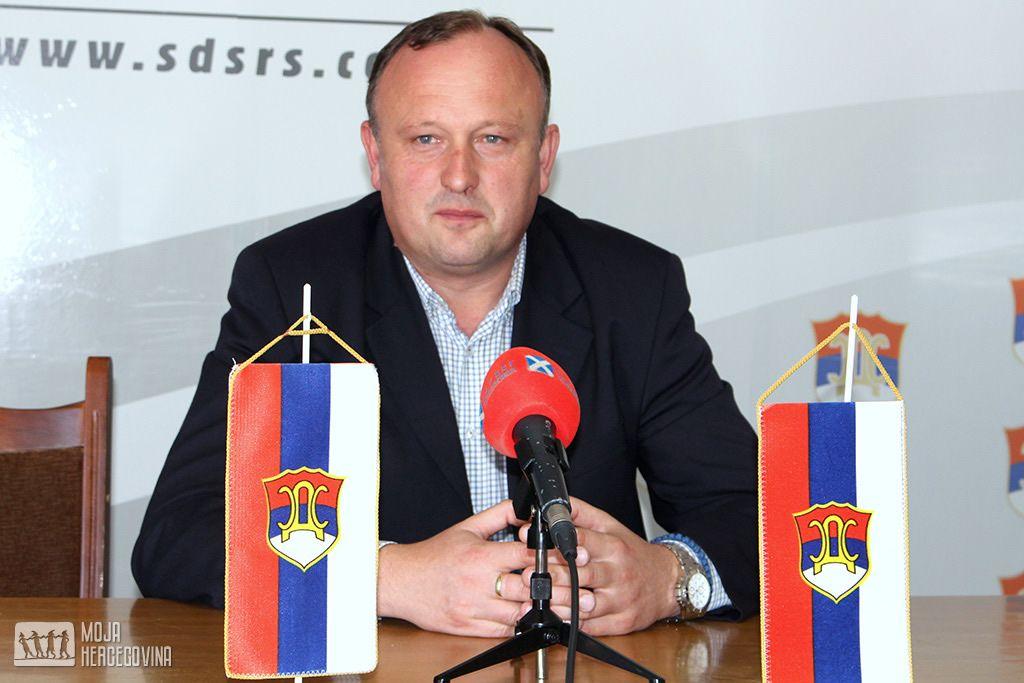 Vidomir Begenišić (Foto: Moja Hercegovina)