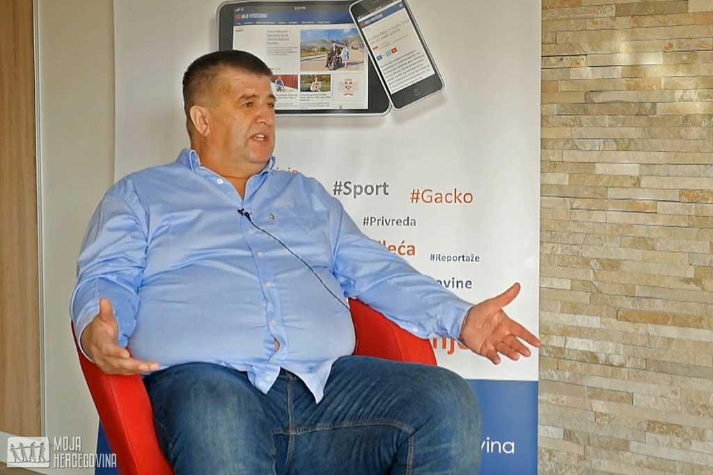 Slavko Vučurević (Foto: Moja Hercegovina)