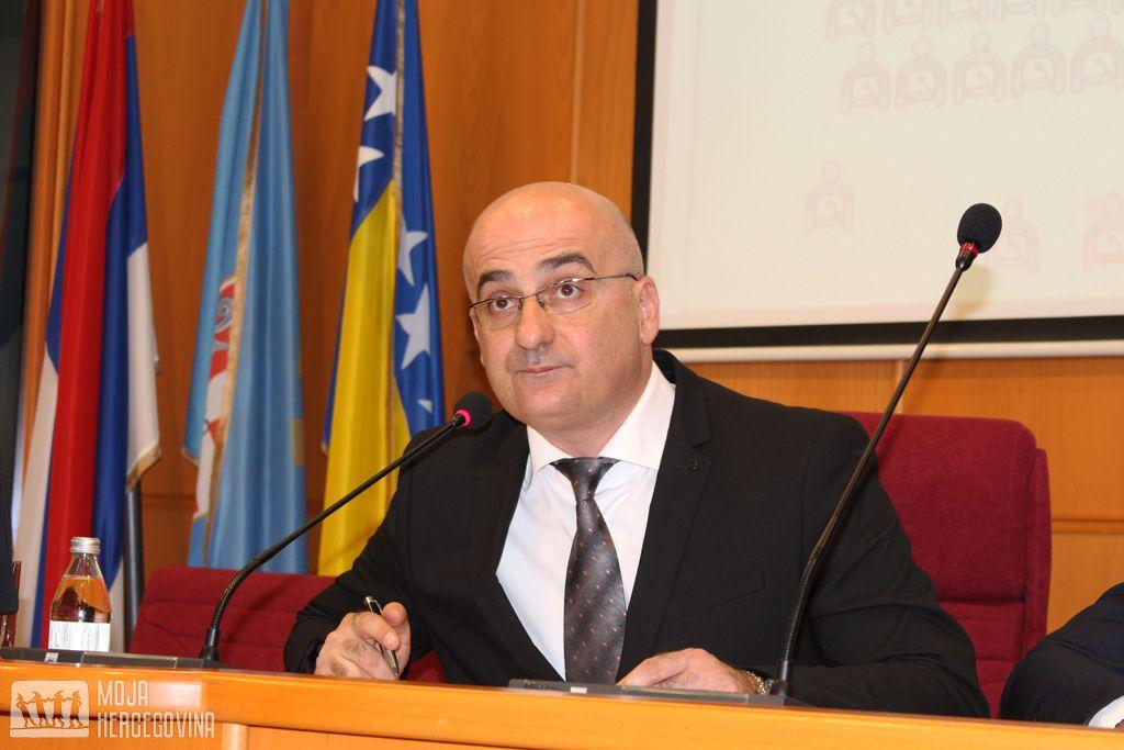 Predsjednik Skupštine Grada Trebinja Dragoslav Banjak (Foto: Moja Hercegovina)