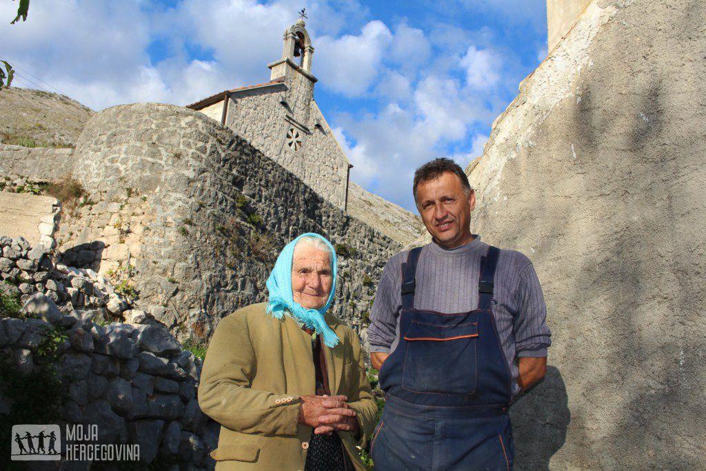 Ruža Kukrika i Vide Ćorak (Foto: Moja Hercegovina)