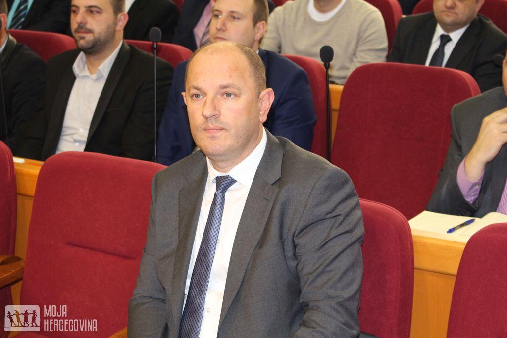 Gradonačelnik Trebinja Luka Petrović (Foto: Moja Hercegovina)