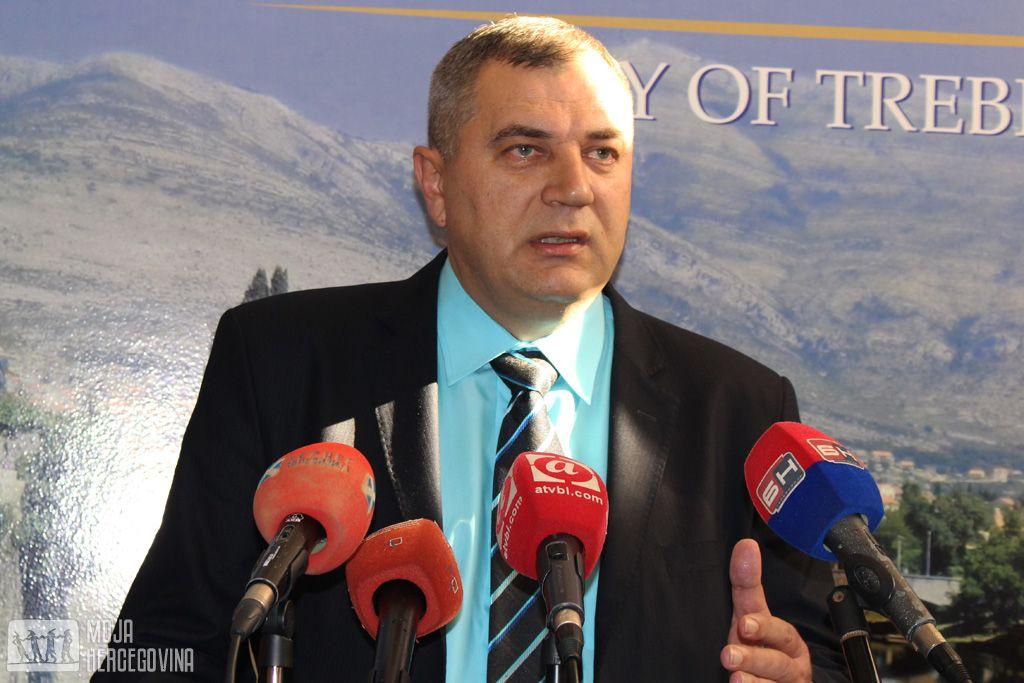 Odbornik PDP-a Zoran Anđušić (Foto: Moja Hercegovina)