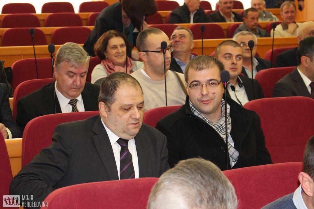 Neđo Ćebedžija i Nenad Šarenac (FOTO: Moja Hercegovina)
