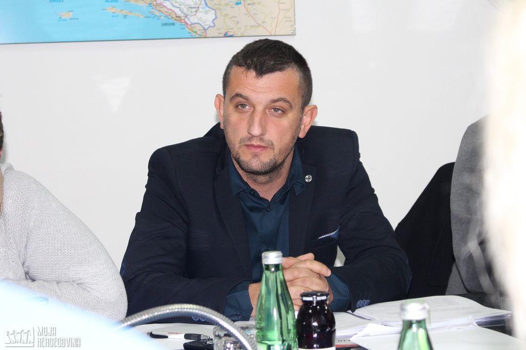 Dragan Milojević (FOTO: Moja Hercegovina)