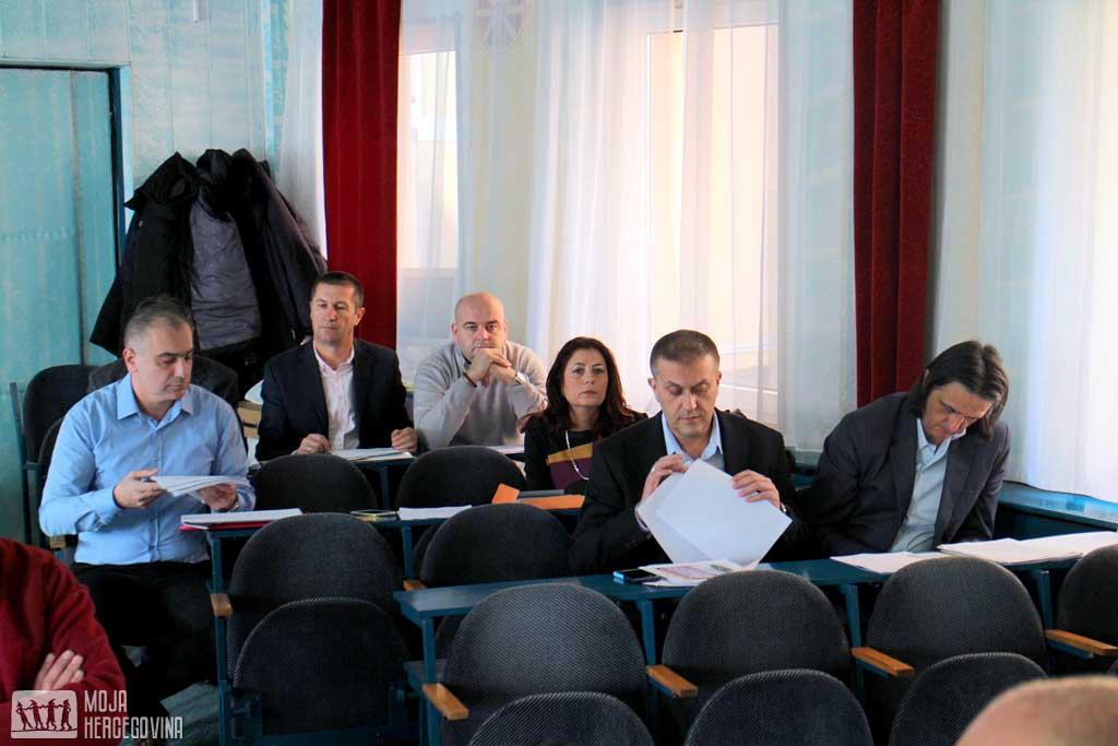 Opozicija nije podržala prijedloge (Foto: Moja Hercegovna)