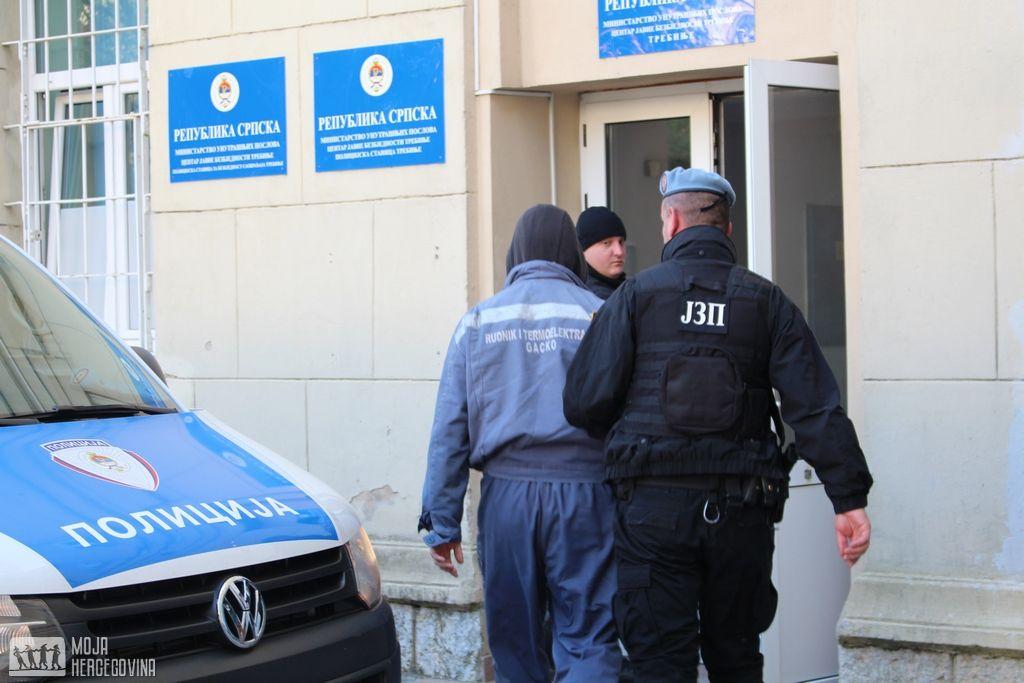 """Hapšenje u akciji """"Dizel"""" (FOTO: Moja Hercegovina)"""