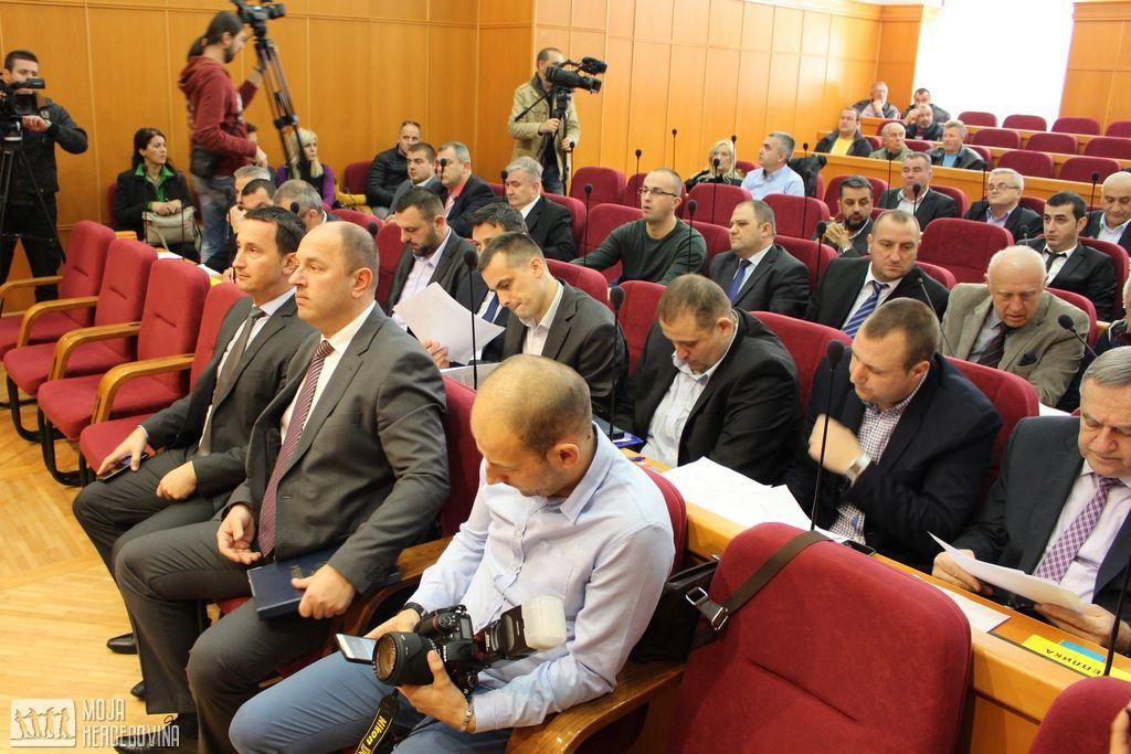 Prva redovna sjednica nove Skupštine grada Trebinja