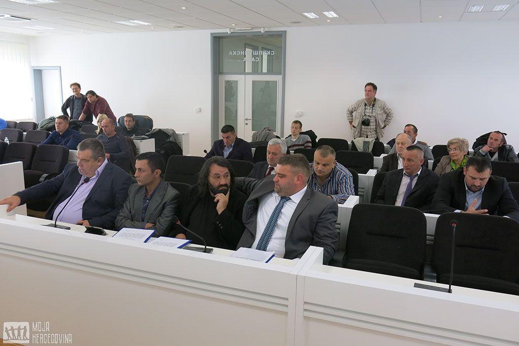 Odbornici u novom skupštinskom sazivu (Foto: Arhiv/Moja Hercegovina)