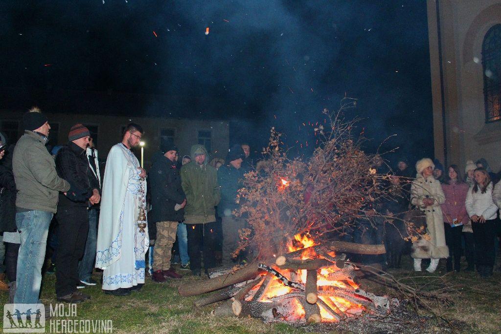 Badnje veče u Čapljini (Foto: Moja Hercegovina)
