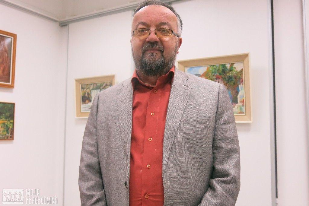 Tomislav Radmilović (Foto: Moja Hercegovina)