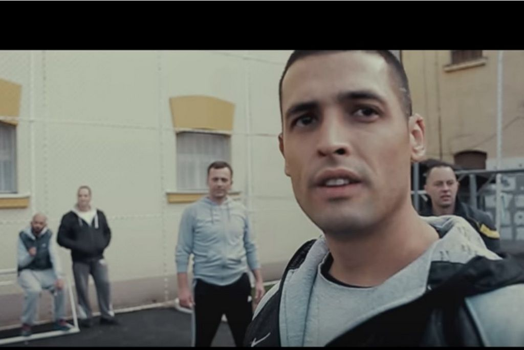 Niški zatvorenici u spotu Milice Milkić (printskrin)