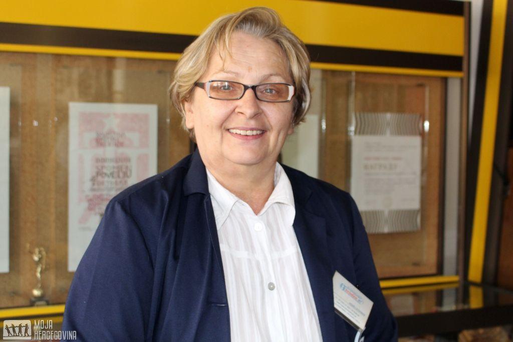 Branka Ratković, direktorica IAT-a (FOTO: Moja Hercegovina)