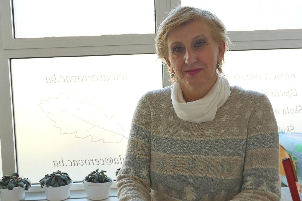 """Miljana Miskin, direktorka Obrazovnog centra """"Cerovac"""""""