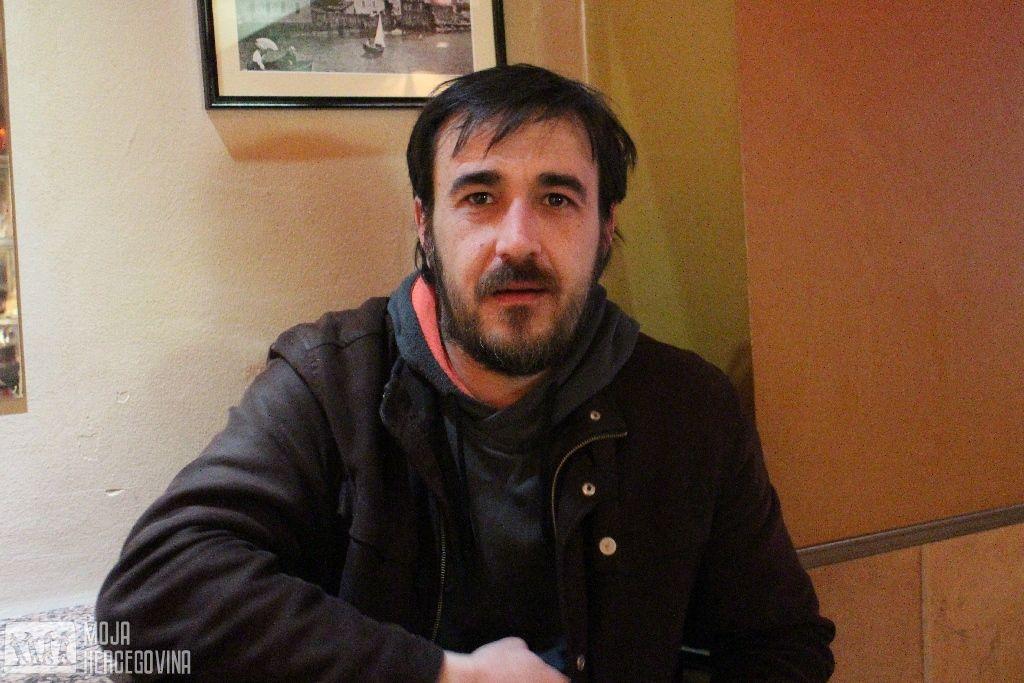 Miloš Kovačević (Foto: Moja Hercegovina)