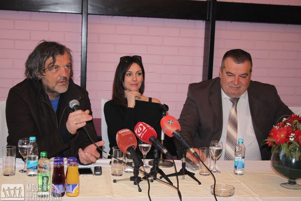 Emir Kusturica, Sloboda Mićalović-Ćetković i Miljan Aleksić