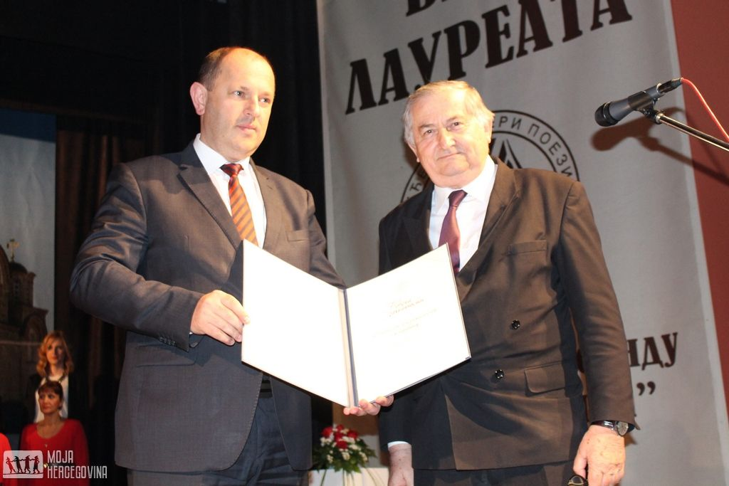 Luka Petrović i Jovan Delić (FOTO: Moja Hercegovina)