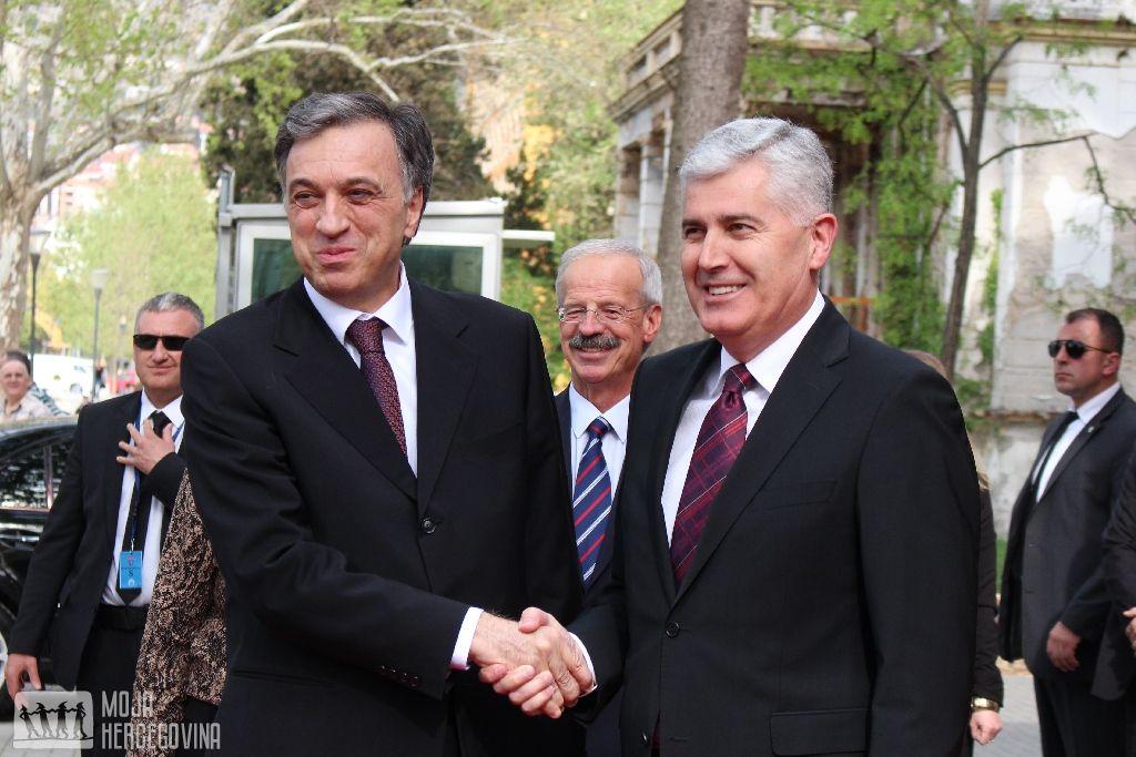Čović i Vujanović (FOTO: Moja Hercegovina)