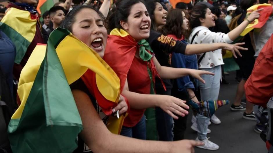Bolivijski Senat prihvatio održavanje predsjedničkih i parlamentarnih izbora