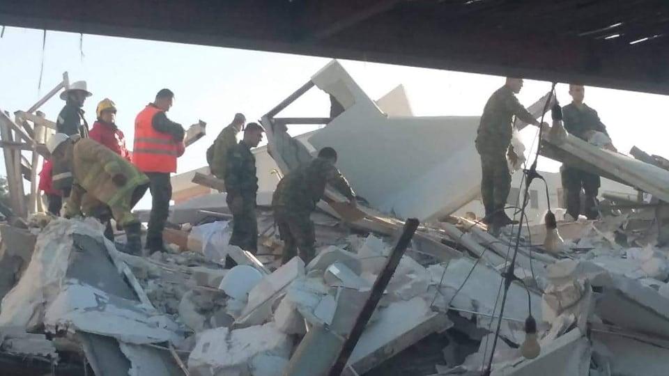 U zemljotresu u Albaniji najmanje 7 mrtvih, više od 320 povrijeđeno