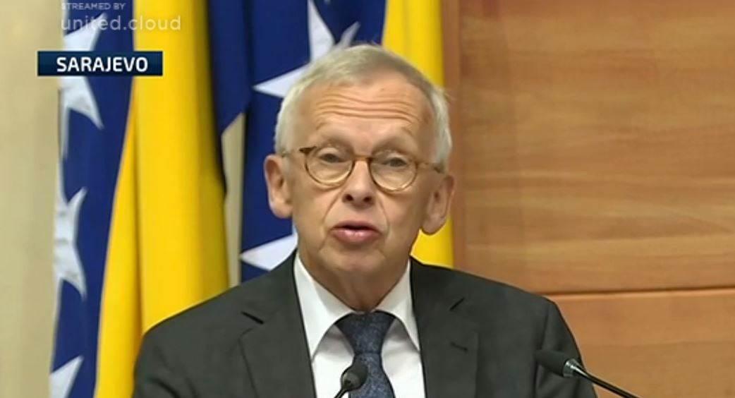Priebe: Vrlo sam frustriran zbog manjka progresa u BiH